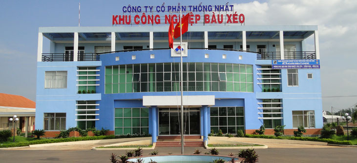 Head office of Bau Xeo I.P