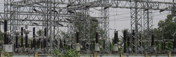Transformer station with capacity of 110/22Kv (126MVA)